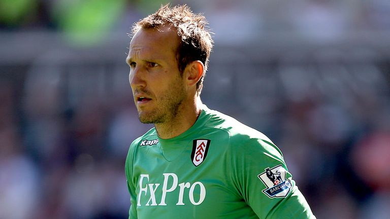 Mark Schwarzer: Admits his Fulham future is uncertain