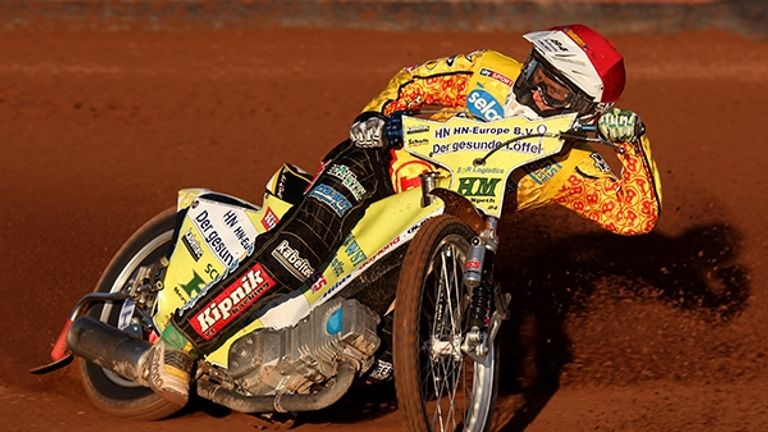 Martin Smolinski: shining light for the Brummies (copyright Aaron Lupton)