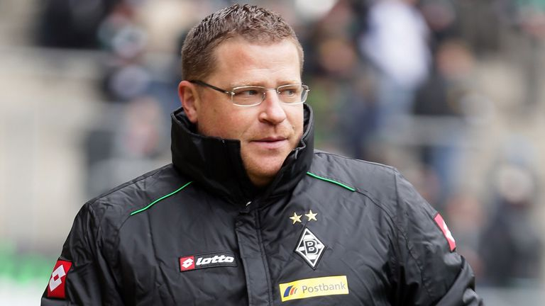 Max Eberl: Staying on at Borussia Moenchengladbach