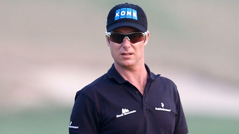 Mikko Ilonen: The Finn leads by three-shots in China