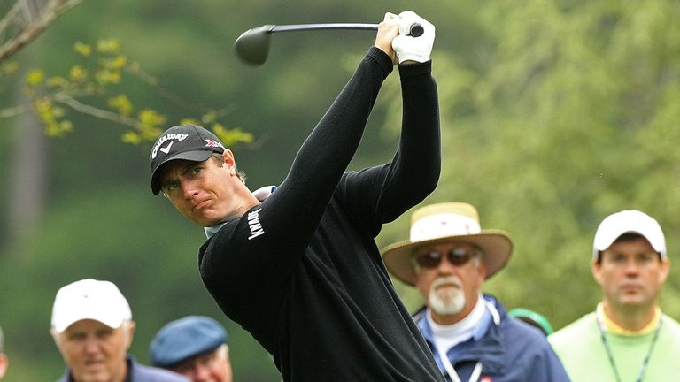 Nicolas Colsaerts: defending champion this week