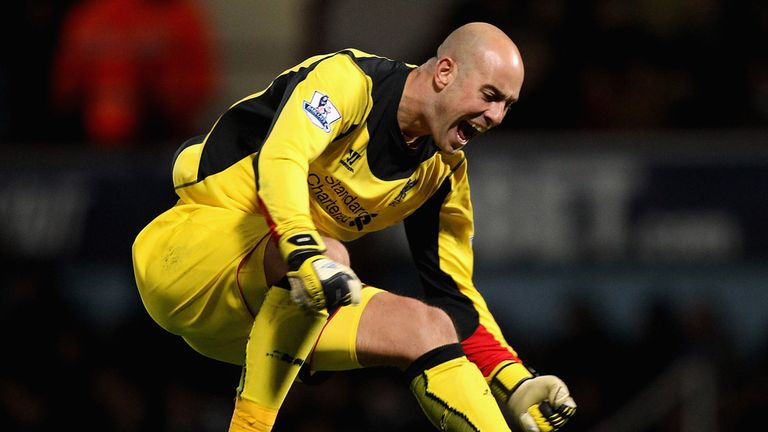 Pepe Reina: Planning to see out his contract at Anfield