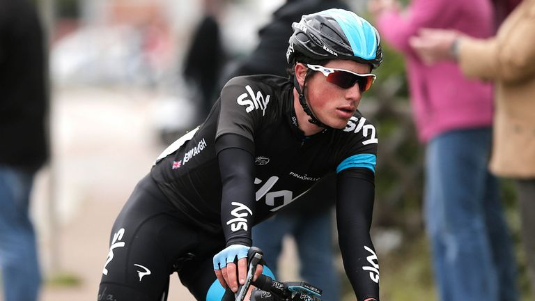 Pete Kennaugh will make his debut in the Tour de France this summer