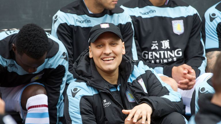 Stilyan Petrov: The former Villa star has decided to step down from his role at the club