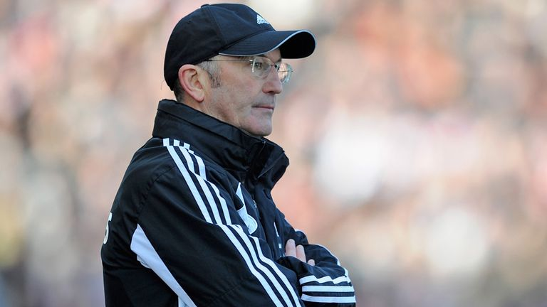 Tony Pulis: The former Stoke boss will be a hard act to follow at the Britannia Stadium