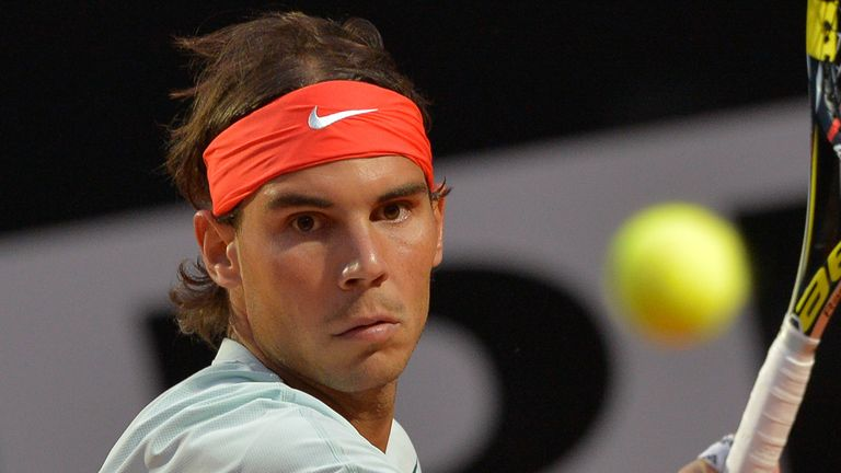 Rafael Nadal: Straightforward victory