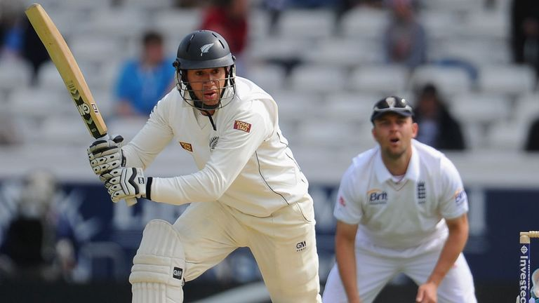 Ross Taylor: Ready for two-Test series against Bangladesh