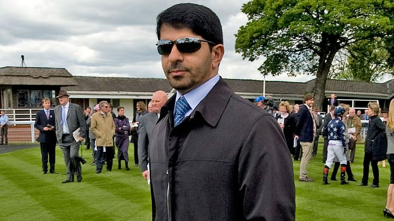 Saeed bin Suroor: Taking temporary charge
