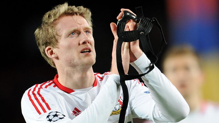 Andre Schurrle: Heavily linked with Chelsea