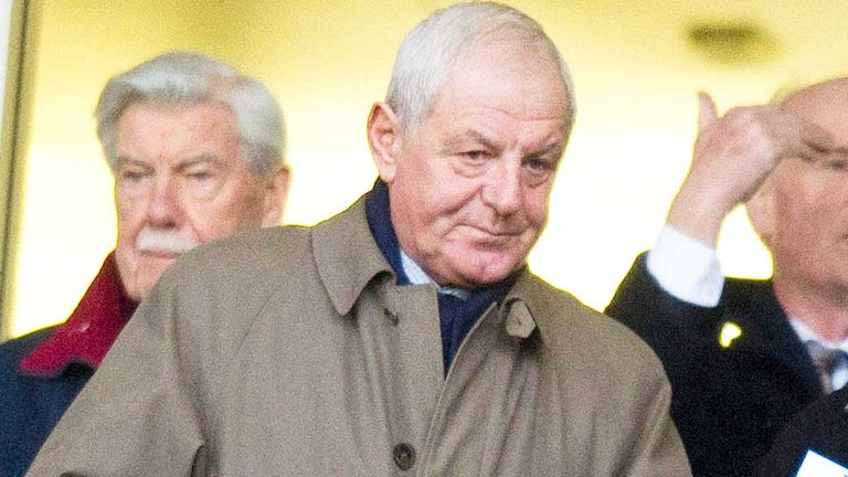 Walter Smith: A new role at Rangers after the latest boardroom shuffle