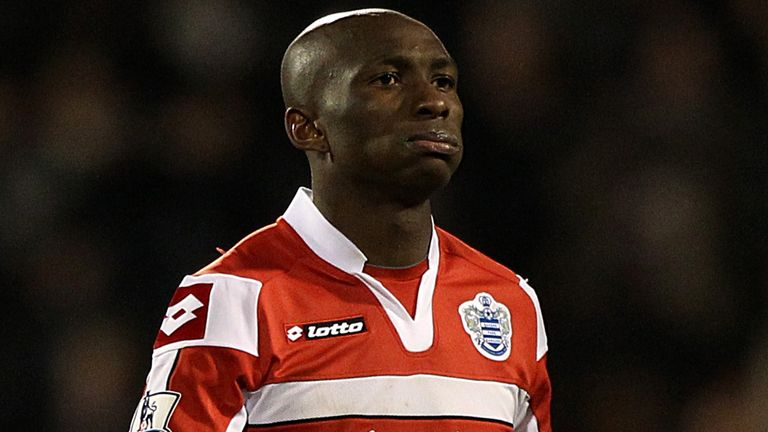 Stephane Mbia: Linked with QPR exit