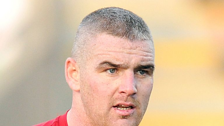 Steve McNulty: Agreed a new deal until the end of 2016