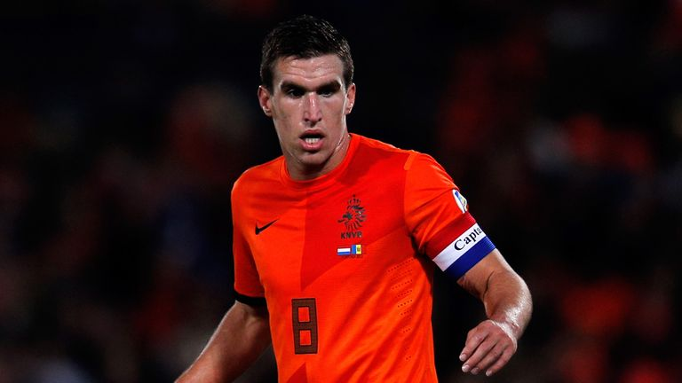 Kevin Strootman: Holland Under-21 international wants a move to England