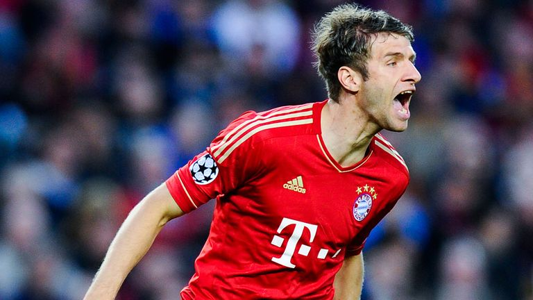 Thomas Muller: Looking for more medals