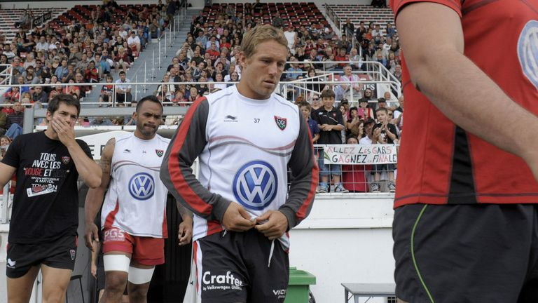 Jonny Wilkinson: Admits Saturday's final is all he has to play for