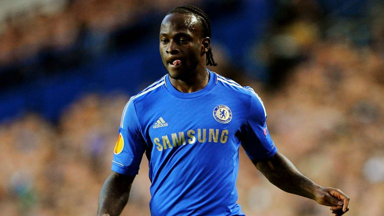 Victor Moses: Has impressed Jose Mourinho with his hard work in pre-season