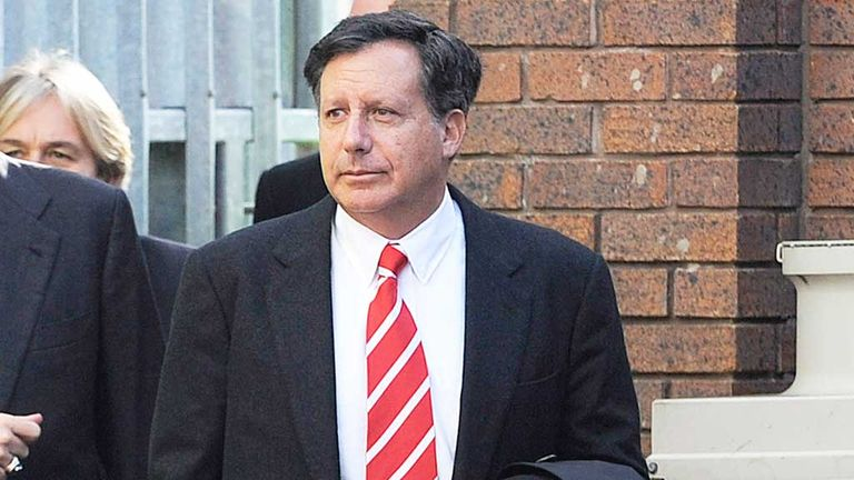 Tom Werner: Backing Brendan Rodgers to succeed at Liverpool