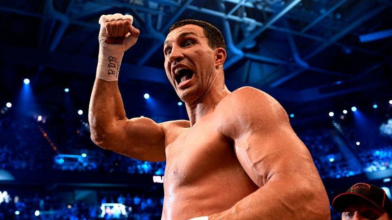 Klitschko: fights Povetkin in October