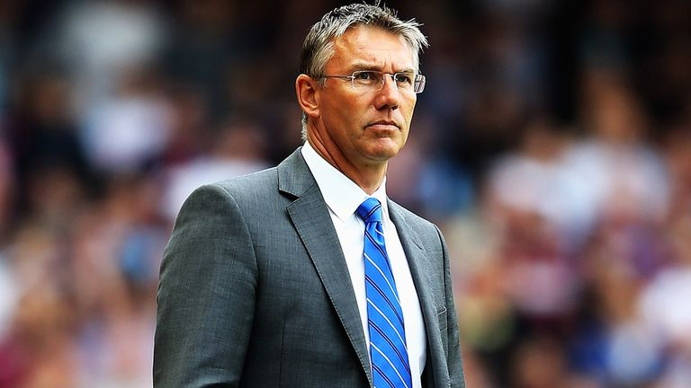 Nigel Adkins: Believes his squad has the character to succeed in the Championship