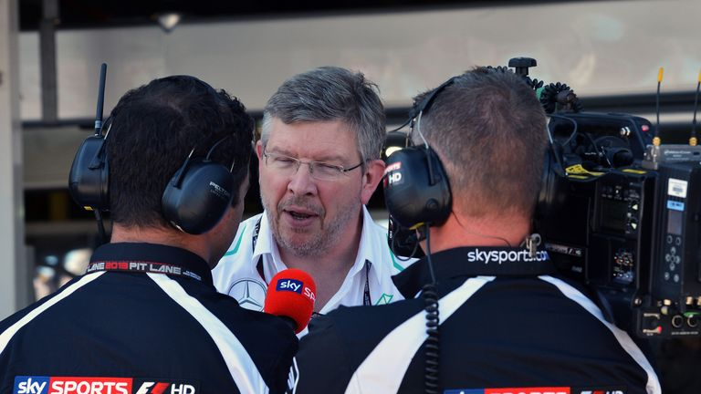 Ross Brawn: Open to leaving Mercedes