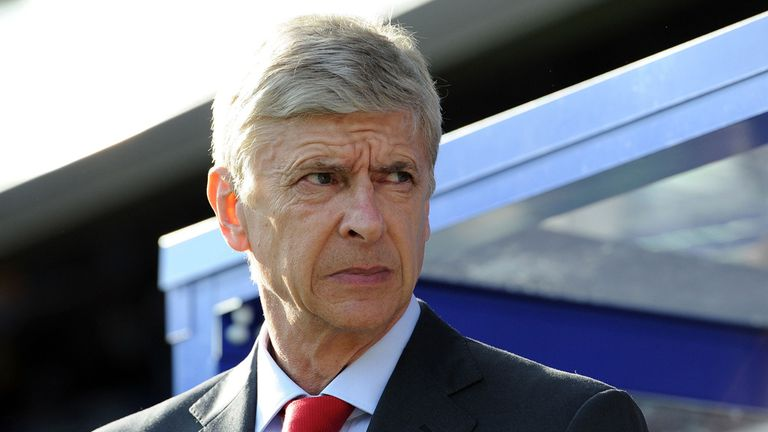Arsene Wenger: Denied having any contact with Paris Saint Germain