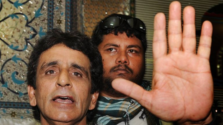 Asad Rauf: Accused of accepting expensive gifts during the IPL