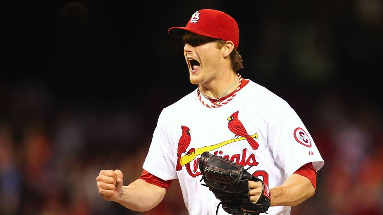 Shelby Miller: pitched a one-hit shutout for the St Louis Cardinals