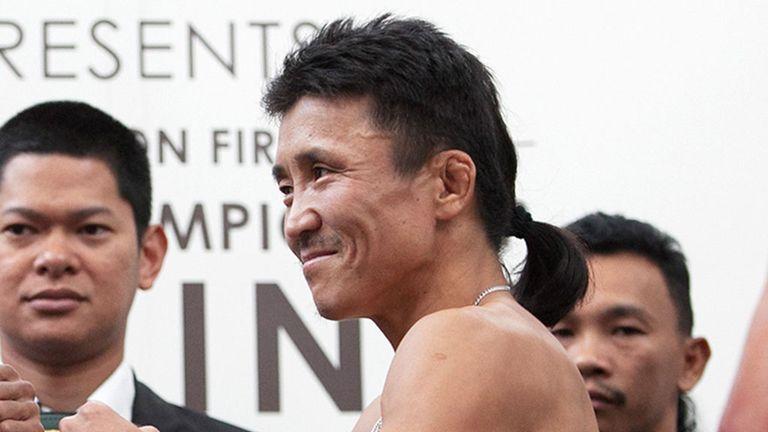 Choi Tseveenpurev: Has vowed to 'destroy' John Simpson