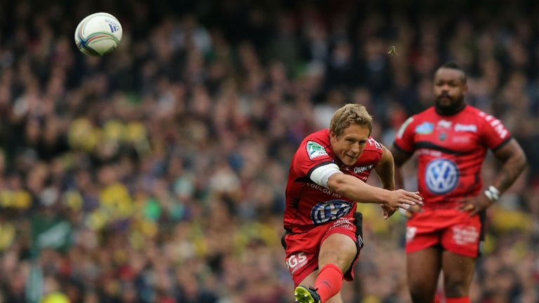 Jonny Wilkinson: Has been recalled to the starting XV for Toulon's clash with Glasgow