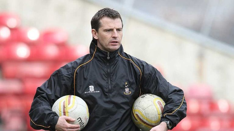 Colin Cooper: New man in charge at Victoria Park