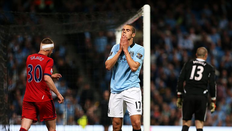 Jack Rodwell: Manchester City midfielder ready to fight for his place