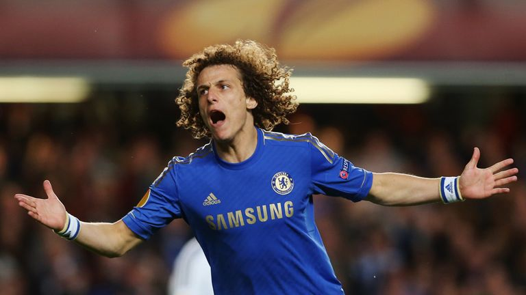 David Luiz: Bayern Munich have no interest in signing him, says Sammer