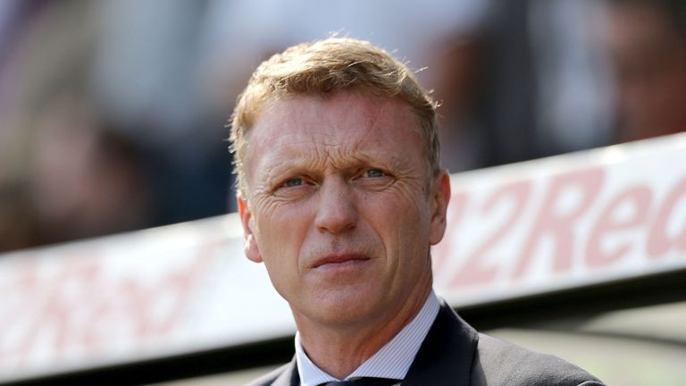 David Moyes: Backed to deliver success to Manchester United following news of his appointment