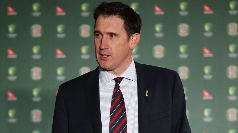 James Sutherland: Dismissed suggestions from Channel Nine