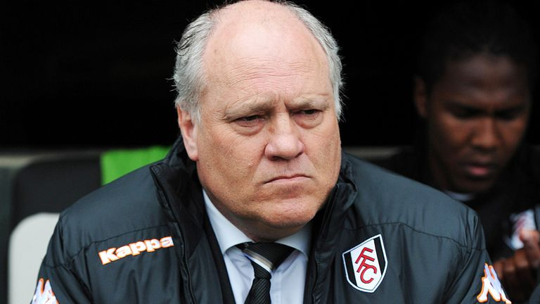 Martin Jol: Fulham boss among those said to be keen on Junior Malanda