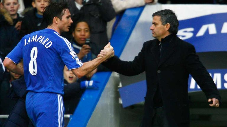 Jose Mourinho: Expects Frank Lampard to return to Chelsea in the future