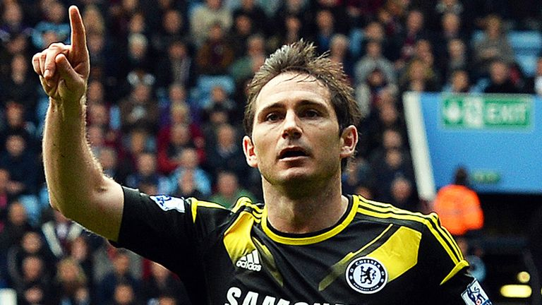 Frank Lampard: Chelsea's all-time leading goalscorer