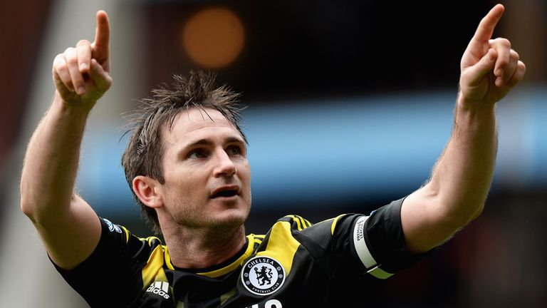 Frank Lampard: Praise for Chelsea legend Bobby Tambling