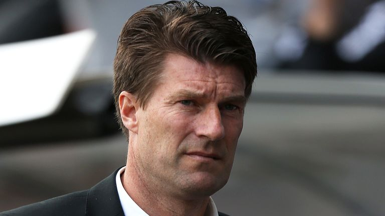 Michael Laudrup: Led Swansea to top-10 league finish and the Capital One Cup