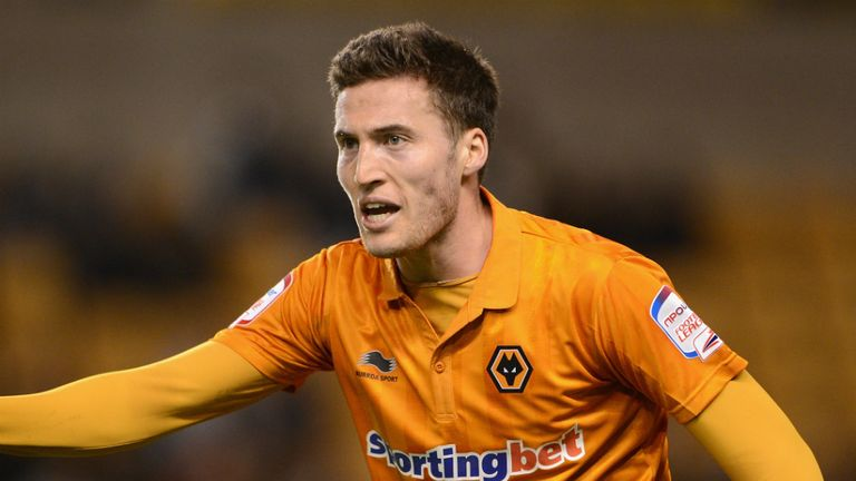 Matt Doherty: Embarrassed by Wolves' relegation from the Championship