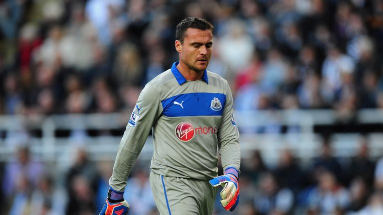 Steve Harper: Spent 20 years at Newcastle