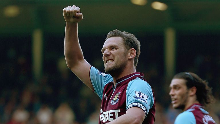 Kevin Nolan: West Ham will play Cardiff City on the opening day