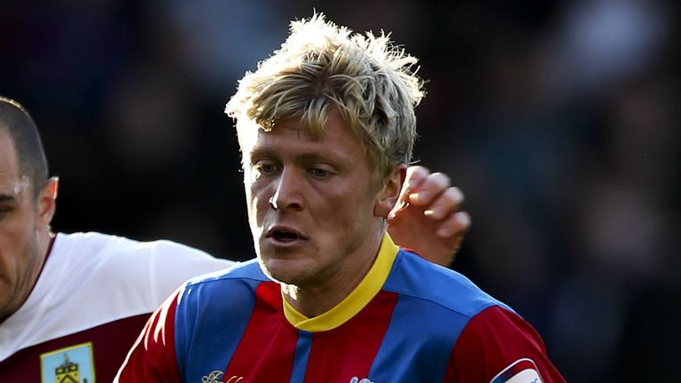 Jonathan Parr: Is happy at Palace and willing to sign a new deal, according to his agent.