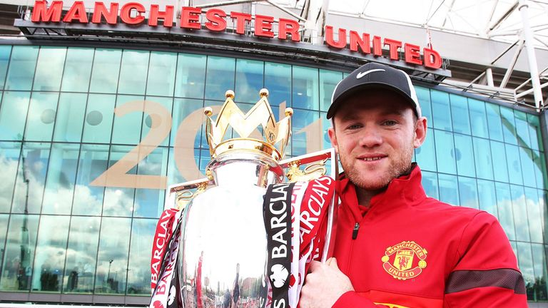 Manchester United are hoping to keep Wayne Rooney at Old Trafford