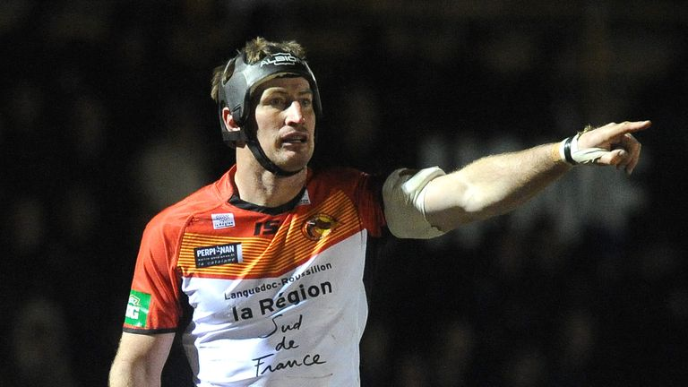 Steve Menzies for the Catalan Dragons