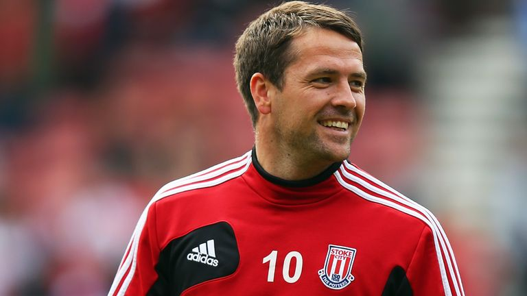 Michael Owen: Focused on the launch of his management company