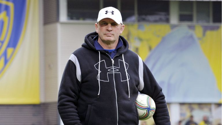 Clermont coach Vern Cotter