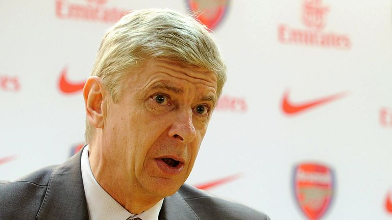 Arsene Wenger: Expects managers to move around this summer, but maintains he's staying put
