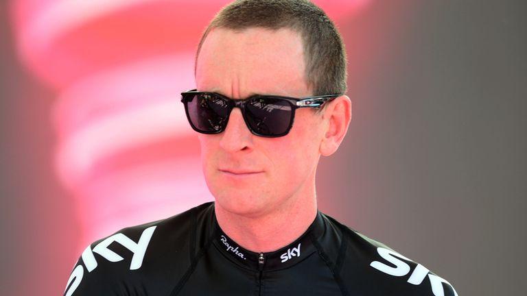 Sir Bradley Wiggins is targeting a return to track cycling