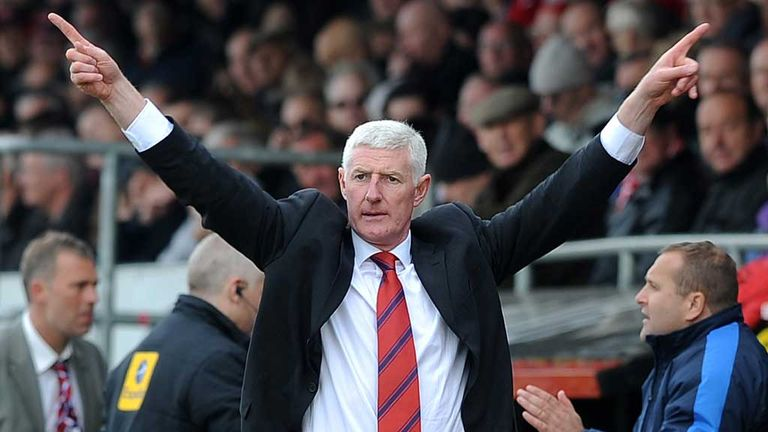 Nigel Worthington: Reshuffling his squad